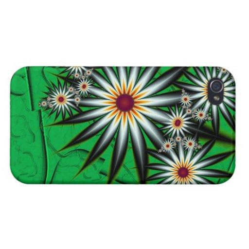 Fiesta de las flores iPhone 4 protector