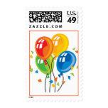 Fiesta de los globos sello