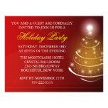 Fiesta de Navidad corporativa Comunicado Personalizado
