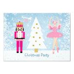 Fiesta de Navidad de los niños - árbol, bailarina, Anuncios Personalizados
