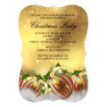 Fiesta de Navidad de plata roja de las chucherías Comunicados Personales