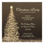 Fiesta de Navidad elegante Invitacion Personal