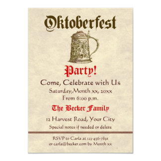 Fiesta de Oktoberfest Comunicados