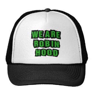 Fiesta de Robin Hood -- El derecho correcto -- Som Gorras