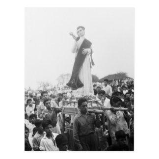 Fiesta de San Felipe, San Cristobal de Las Casas Postcard