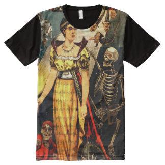 Fiesta de señora Skeleton Creepy Halloween Costume