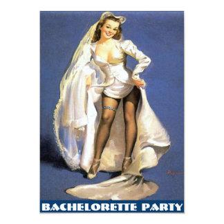 fiesta del bachelorette, ducha nupcial, fiesta de invitación personalizada
