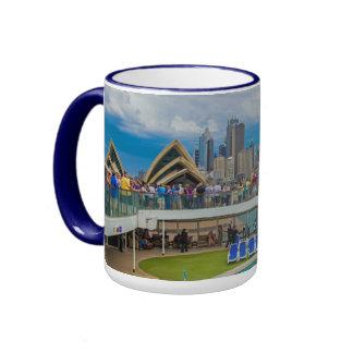 Fiesta del barco de cruceros de la taza el   y tea