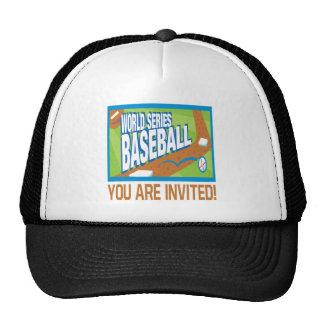 Fiesta del béisbol gorra