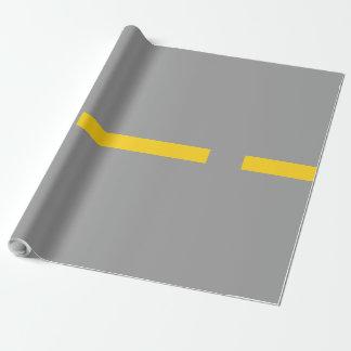 Fiesta del camino papel de regalo
