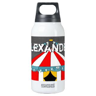Fiesta del circo botella isotérmica de agua