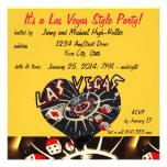 Fiesta del estilo del casino de Las Vegas