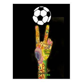 ¡Fiesta del fútbol! por SRF Postales