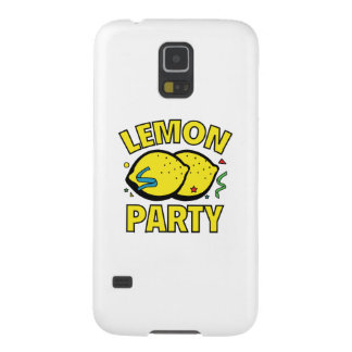 Fiesta del limón fundas para galaxy s5