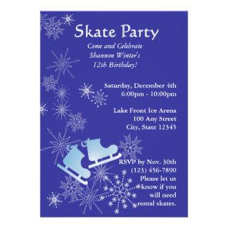 Fiesta del patinaje de hielo