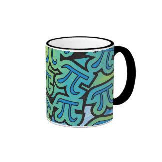 Fiesta del pi tazas de café