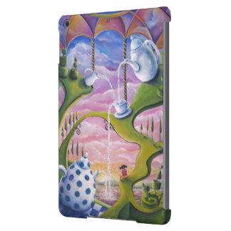 Fiesta del pote del té funda para iPad air
