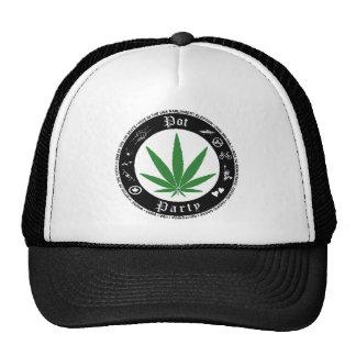 fiesta del pote gorra