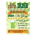 Fiesta del Pub del fiesta del día de St Patrick de