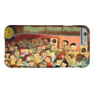 Fiesta del reggae de Boss más grande Funda Para iPhone 6 Barely There