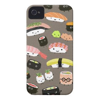 Fiesta del sushi iPhone 4 protector