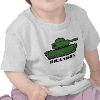Fiesta del tanque camiseta
