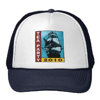 Fiesta del té 2010 gorras de camionero
