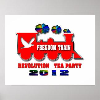Fiesta del té 2010 póster