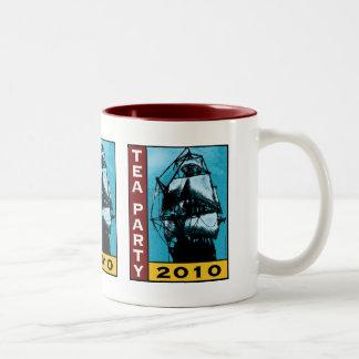 Fiesta del té 2010 taza