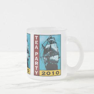 Fiesta del té 2010 tazas