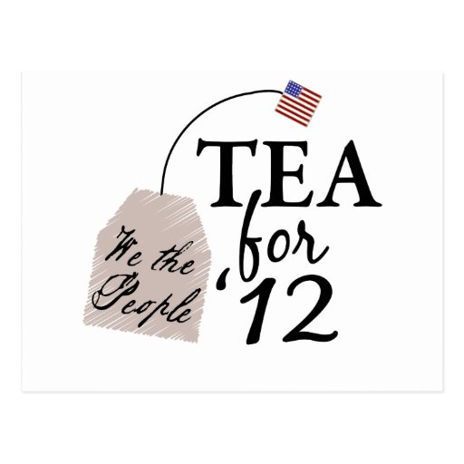Fiesta del té 2012 del voto postal