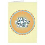 Fiesta del té 2016 felicitaciones