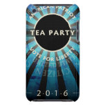 Fiesta del té 2016 Case-Mate iPod touch protectores