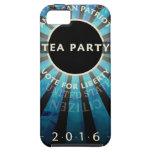 Fiesta del té 2016 iPhone 5 coberturas
