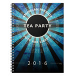 Fiesta del té 2016 libretas