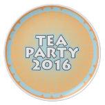Fiesta del té 2016 platos