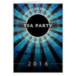 Fiesta del té 2016 tarjeta
