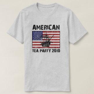 Fiesta del té americana 2010 playera