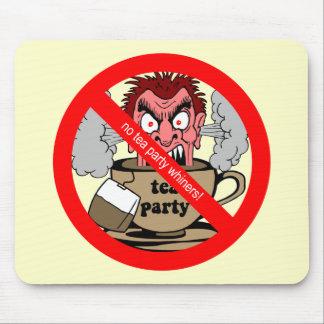 Fiesta del té anti alfombrillas de ratón