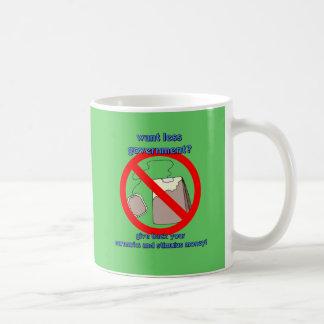 Fiesta del té anti taza clásica