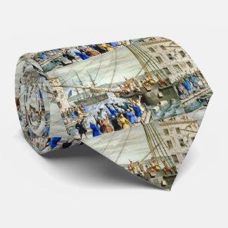 Fiesta del té Boston 1773 Corbatas Personalizadas
