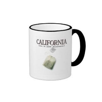 Fiesta del té de Bakersfield California Taza