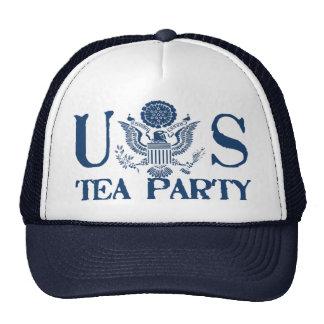 Fiesta del té de Estados Unidos Gorro De Camionero