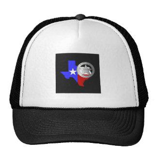 Fiesta del té de las Texas Rangers - negro Gorro