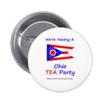 ¡Fiesta del té de Ohio - ya nos gravan bastantes! Pin