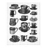 Fiesta del té del Victorian Anuncios