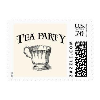 Fiesta del té del vintage envio