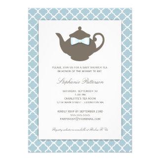 Fiesta del té dulce de la fiesta de bienvenida al