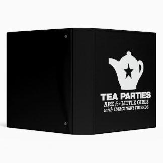 """fiesta del té - las fiestas del té están para las  carpeta 1 1/2"""""""