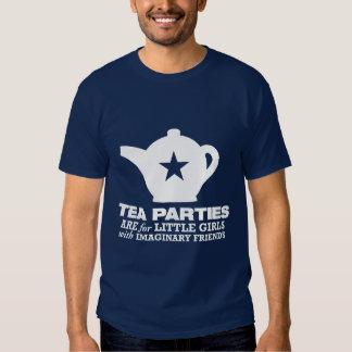 fiesta del té - las fiestas del té están para las playeras